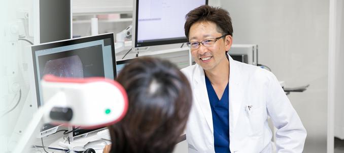 さえき耳鼻咽喉科の特徴1